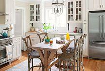 Reinvigorating a tired kitchen