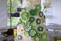 wedding cakes / gateau de mariage