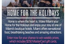 """""""Visit Miami LGBT Home for the Holidays"""""""