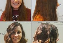 - Hairstyle Effects - / Balayages, Ombre, Highlights and Extensions!