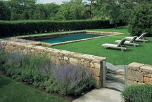 Inspiration - Swimming Pools / Swimming pools and spas we love.