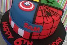 4e verjaardag The Avengers