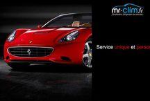 mr-clim.fr offre un service unique et personnalisé / Première enseigne de climatisation de véhicules à domicile et sur site. http://www.mr-clim.fr/