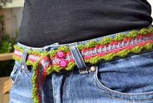 Jewelry - belts