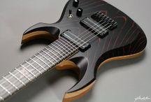 Guitarras y Banjos