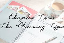 Chapter 2: The Wedding Planning Tips / All the tips & advice you need to create a dream wedding.  / by Ivy and Aster
