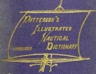 Illustrated Nautical Dictionary,by Howard Patterson