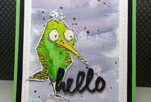 TIm Holtz Crazy Birds.