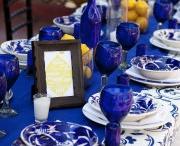 Themed dinner table setting ideas