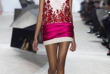 Runway fashion
