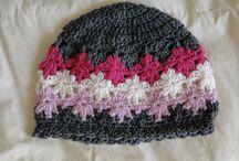 crochet hats / by Shannyn Bowen
