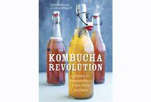 All about KOMBUCHA & KEFIR