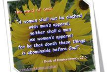 Słowo Boże / The Word of God