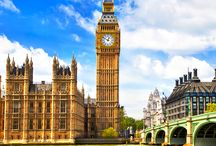 Week in London / A collection of must-see sites, sounds and experiences for an adventure in London. Travel Happy for a week in London with Monograms.