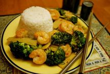 Seafood/Fish Dishes