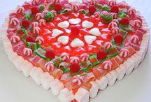 tartas chuches corazón