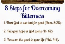 ♥ Handling Adversity ♥ / These 1-minute devotions from BibleLoveNotes.com give comfort, hope and advice for dealing Biblically with difficulties in our lives.