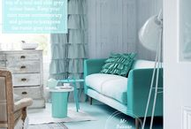 Turquoise is the new pink / by Erynn Hall Fearn