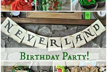 Neverland party!