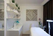 sala de depilação
