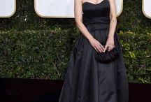 Oscar award red carpet couple nomination 2017