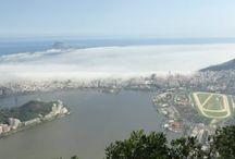 Rio, plages et soleil du Brésil / Rio, la ville au climat paradisiaque.