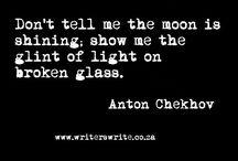 Quotes / by Jenn-ula Sewell-Jenkins