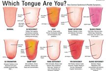 What your tongue tells you.