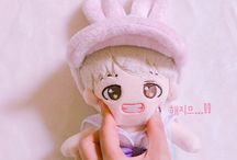 BTS Dolls<3