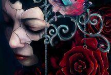 Goth Art Love