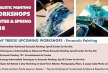 Winter/Spring 2018 Workshops and Retreats