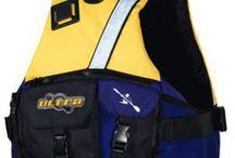 kayak PFDs Personal Flotation Devices