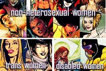 Feminism/rights