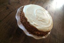 Chocoladetaart met speculaas / 'n lekkere taart die je met Sinterklaas kunt maken maar ook het hele jaar door.