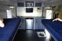 Enclosed Cargo Trailer RV Conversion