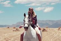 woman+horse/horse+woman