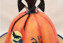 Halloween taarten
