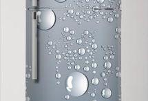 Adesivos Refrigerador