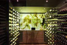 Modern Wine Cellars - New York 'Black Cellar'