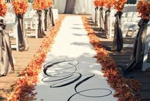 Fall wedding inspo