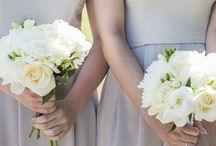 Bridesmaids Dress Inspiration / Bridesmaid dress inspiration from weddings I've shot!