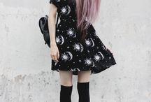 cool clothes / clothes I'd like to wear given the chance!