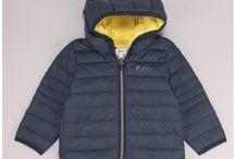 Junior Boys Autumn Outerwear Essentials
