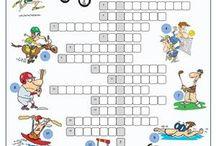 Inglese crossword