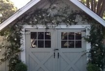 My House Needs a Shed / It was about a garage, but that's not in the budget.  I need a shed though. / by Heather Payson