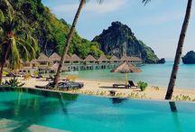 Travel destinations Philippines