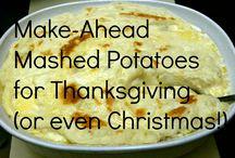 Make ahead meals / by Misty Wyatt