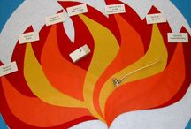 Holy Days - Pentecost / by Christine Way Skinner