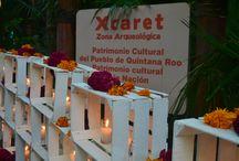 Festival de Tradiciones de Vida y Muerte Xcaret 2015 / #FestivalVidayMuerte