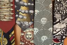 Fornasetti / This inheritance of Fornasetti ties is so cool